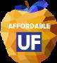 Affordable UF Apple Logo